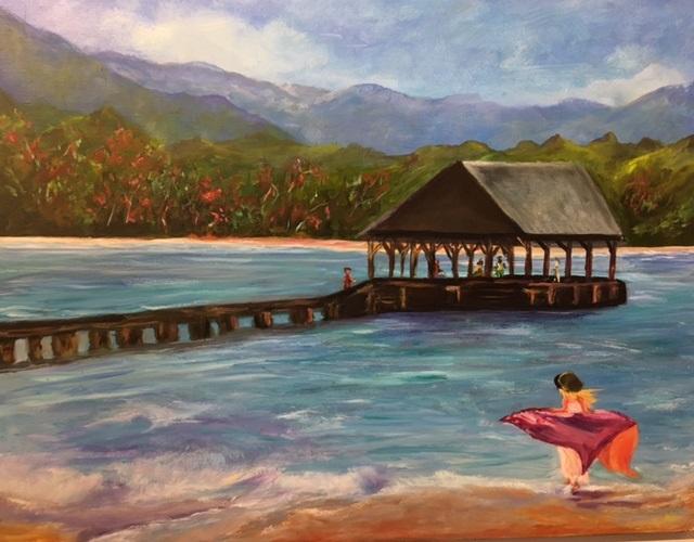 Kauai Waikoko Beach Monika Wisberger