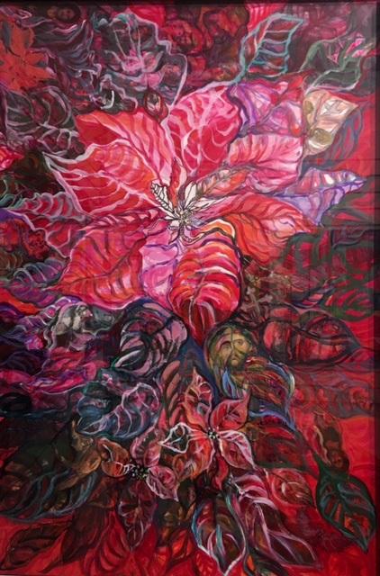 Mystical Poinsettia Trisha Wilson