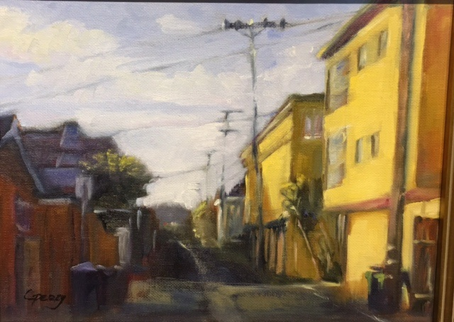 Alley Perspective Lana Perry