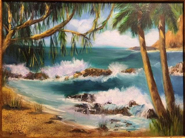 Hawaii Calls Evelyn Fernandez