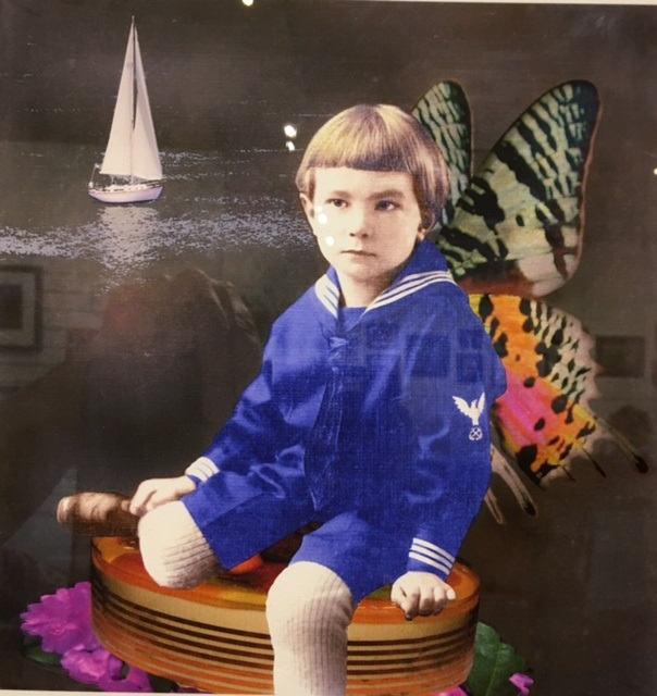 Butterfly Boy Catherine W. Singer