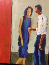 Conversation - Joan Gonzales