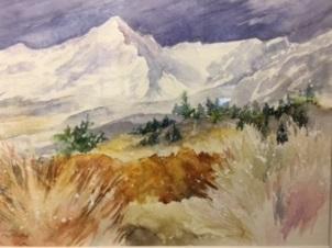 High Sierras - Judi Phillips