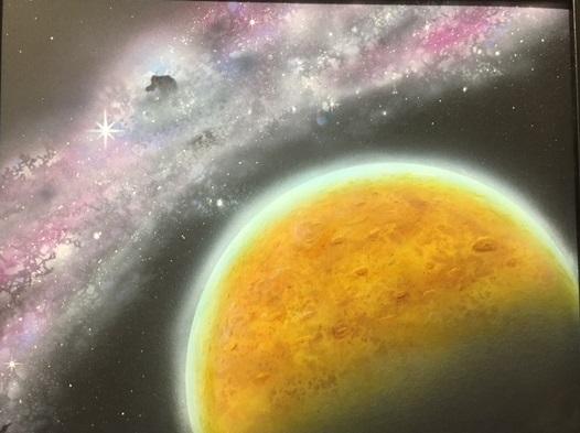 Horsehead Nebula - Mary Scott