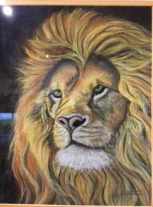 Lion - Jan Whitten