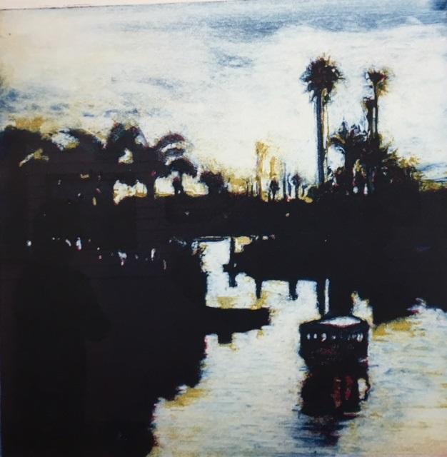 McDuffy on the Canal - Barbara Daniel