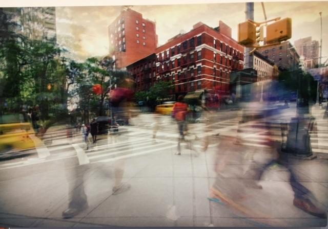 New York Walking - Caralena Kopp