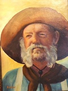 Old California Prospector - Robert Williams