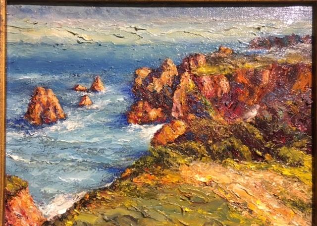 Shore Cliff - Michael Downey