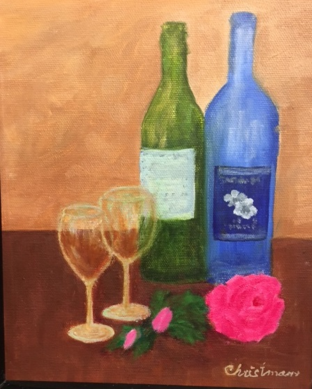 Wine and Roses - J. Christman